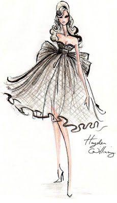 Hayden Williams Fashion Illustrations: May 2011