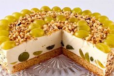 Cottage cheese-fruit cake without baking Cheese Fruit, Fruit Pie, Ricotta, Hungarian Cake, Quick Easy Desserts, Gourmet Cooking, Sweet Pastries, How Sweet Eats, Yummy Cakes