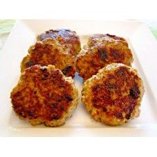 Breakfast Sausage Patties: perfect for breakfast in bed .#MeatsForYourMate