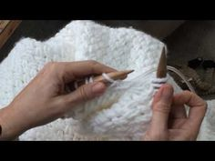 Diagonal Basketweave Blanket - YouTube