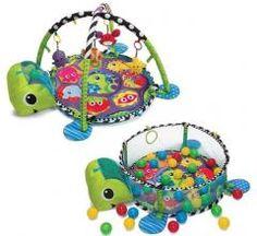 Hrací deka Želvička s míčky