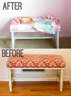 Step-by-Step DIY Upholstered Bench