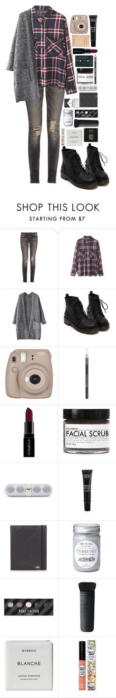 """beautifulhalo"" by ellac9914 ❤ liked on Polyvore featuring мода, R13, Barry M, Smashbox, Fig+Yarrow, MAKE UP FOR EVER, Dolce&Gabbana, NARS Cosmetics, Byredo и TheBalm"