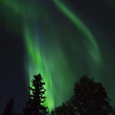 Auroras On Autumnal Equinox