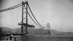 Viaje al pasado: fotos de lugares icónicos durante su creación