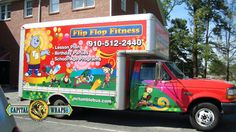 Flip Flop Fitness - Offering equipment for children to be active & stay healthy