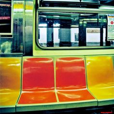 """I LOVE the subway! """"One belongs to New York instantly, one belongs to it as much in five minutes as in five years."""" -Tom Wolfe"""