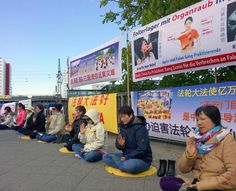 Falun Dafa Practitioners Around the World Commemorate the April 25 Peaceful Protest
