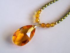 RESERVED FOR S. Pearls w Faceted Baltic Amber by pinkowljewelry