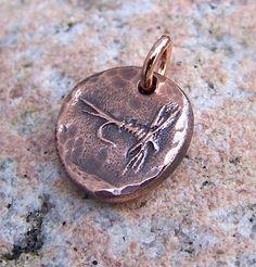 fly fishing pendant