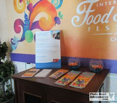 5 perks of the Chase Visa Lounge in Epcot during the Food & Wine Festival - Pixie Pointers by Melissa, Pixie Dust Adventures