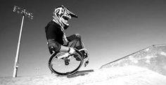 Como é viver a vida sobre rodas?