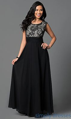 Dresses, Formal, Prom Dresses, Evening Wear: SF-8827