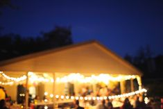 Whimsical Backyard Engagement Party DIY