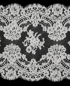 alençon lace - Google Search