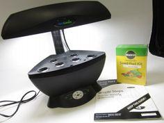 shopgoodwill.com: Aero Garden Model 100602-BLK