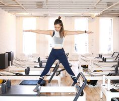 Talking Pilates and healthy living with Self magazine's Fashion Market and Accessories Director