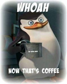 .❤️ ☕️ COFFEE. TIME!!! ☕️ coffee pingüino