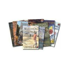 10 Top Quality History Readers- 3rd grade readers that preschoolers love to hear too!