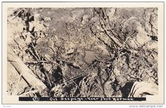 RP: Oil Seepage , FORT NORMAN , NWT , Canada , 10-20s