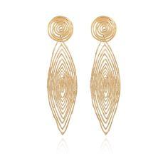 LONGWAVE EARRINGS SMALL SIZE - Jewelry