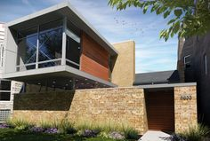 Drab '70s Edgewater Glen Home to Become 'Periscope House' - Extreme Makeovers - Curbed Chicago