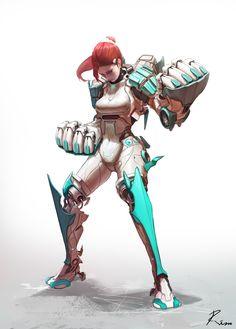 ArtStation - Fighter, Kirim Son