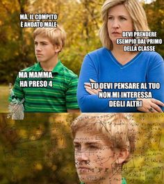 Funny Video Memes, Funny Relatable Memes, Funny Jokes, Funny Animal Memes, Funny Facts, Funny Images, Funny Pictures, Verona, Italian Memes