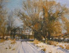 DAVID CURTIS ROI - Inverno, Slaynes Lane