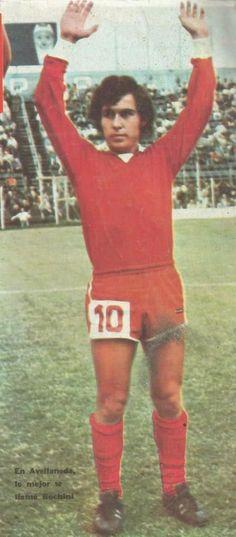 Bochini , Independiente 1974