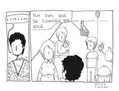 """deposito-de-tirinhas: """" por Felipe Portugal Dadaísmo em Quadrinhos """""""
