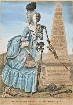 Life and Death contrasted - or, An Essay on Woman; Death and Life contrasted…