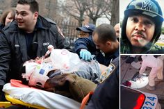 Two uniformed NYPD officers were shot dead Saturday afternoon as they sat in their marked police car on a Brooklyn street corner — in what investigators believe was a crazed gunman's assassination...