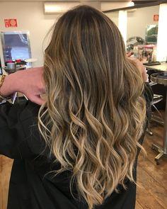 """455 curtidas, 5 comentários - Denise Rozendo (@deniserozendow) no Instagram: """"Flashes ❤️❤️ #studiow #studiowcampinas #blonde #beachwaves #cabelosdossonhos"""""""