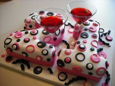 Cake and Cocktails
