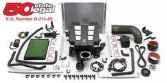 EDELBROCK 09-14 RAM 1500 5.7L V8 HEMI SUPERCHARGER, E-FORCE SUPERCHARGER SYSTEM