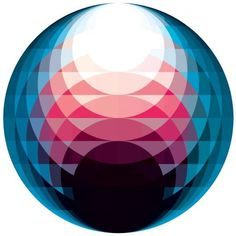 Best Andy Gilmore Geometric Pattern Panda images on Designspiration Op Art, Geometric Designs, Geometric Shapes, Geometric Patterns, Tomie Ohtake, Panda Images, Graphisches Design, Design Color, Album Cover Design