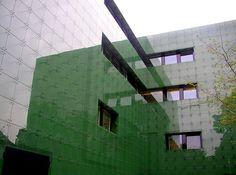 Herzog & de Meuron, Rossetti Institute for Hospital Pharmaceuticals, Basel 2002