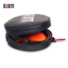 Bubm-hdj500 bolsa de transporte de almacenamiento portátil auricular de DJ profesional bolsa de auricular