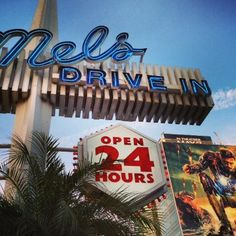 Glitterati Private Tours: #Mel's #Drive-In on the Sunset Strip. See Celebs Spotted at Mel's Drive In!  http://celebhotspots.com/hotspot/?hotspotid=5886&next=1