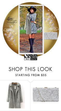 """Shein contest"" by zijadaahmetovic ❤ liked on Polyvore"