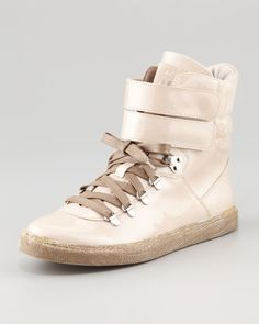 http://ncrni.com/brunello-cucinelli-patent-leather-hi-top-sneaker-sand-p-15028.html
