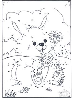 Fine Motor Activities For Kids, Educational Games For Kids, Preschool Activities, Learning Games, Easter Coloring Pages, Colouring Pages, Coloring Books, Drawing For Kids, Art For Kids