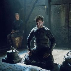 Jonathan Rhys Meyers #jonathanrhysmeyers #jrm scene Vikings S05x6