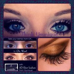 Life's short... Lashes don't have to be www.youniqueproducts.com/TaraHenley/