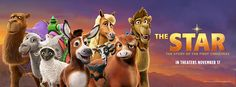 #TheStar  This is the cutest Holiday movie for the entire family to enjoy!  My not more than a one-minute-read movie review and movie rating is posted.  Follow all of my movie reviews via FB M.U.S.E. Enthusiasts and https://museenthusiasts.wordpress.com/