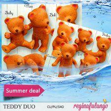 TEDDY DEAL #CUdigitals cudigitals.com cu commercial digital scrap #digiscrap scrapbook graphics
