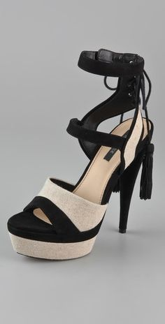 All New RACHEL ZOE! Whoever said Pumps Are not IN was incredibly mistaken. #FB