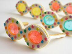 Summer Sunglass Cookies