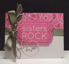Sisters Rock Card
